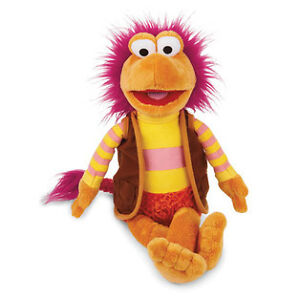 Fraggle Rock Gobo Jim Henson Muppets Plush Toy