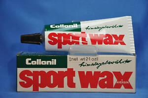 Collonil-Sport-Wax-Golf-Athletic-Shoe-Water-Repellent-BLACK-NEW