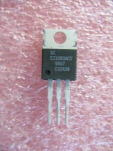 SEMTECH-7-5A-ADJ-LDO-Regulator-EZ1083ACT-TO-220-Qty-5