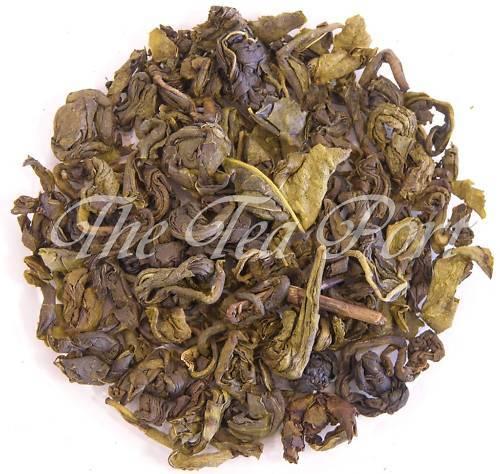 Strawberry Green Loose Leaf Tea - 1/4 Lb