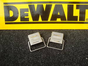 PAIR-OF-REPLACEMENT-CLIPS-FOR-DEWALT-TOOL-CASE