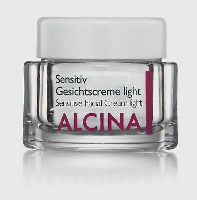 Alcina Sensitive GESICHTSCREME light 50ml