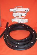 1955 1956 1957 Chevy Door Rubber Gasket Weatherstrip 150 210 Belair Sedan Wagon
