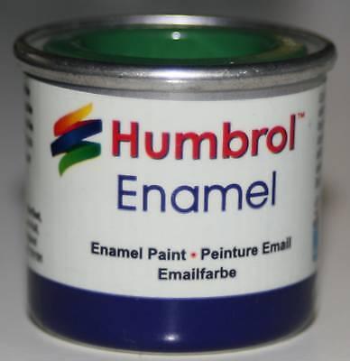Humbrol Enamel Farben 14 ml - Wählen Sie aus 150 Farben