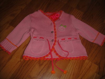 Oilily 62 6m 6 Months Sweater