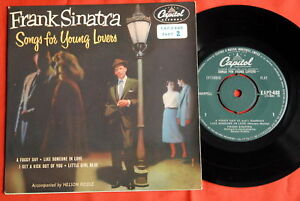 FRANK-SINATRA-SONGS-FOR-YOUNG-LOVERS-UK-7-PS-EP-N-MINT