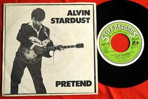 ALVIN-STARDUST-PRETEND-GOOSE-BUMPS-EXYU-7-PS-N-MINT