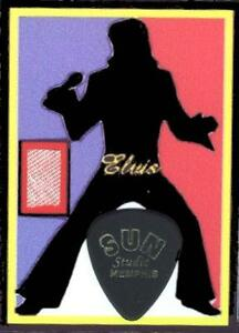 Elvis-Presley-Owned-Worn-Shirt-Swatch-Custom-Display-with-Stand