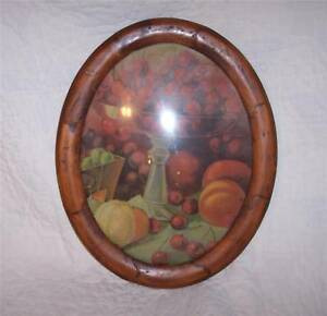 Oval-Cherry-Bubble-Glass-Picture-Frame-MR25