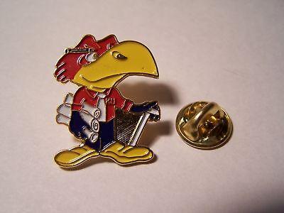 Ncaa Big 12 Kansas University Ku Jayhawk Architect Pin