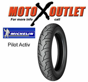 michelin pilot activ motorcycle tire 130 70 130 70 18. Black Bedroom Furniture Sets. Home Design Ideas