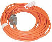 15 amp extension lead - 10 meters Caravan, RV, Camper Accessories Parts