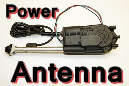 Fleetwood Power Antenna Kit 1993-1996 Custom Unit