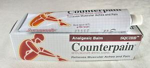 Counterpain Analgesic Balm Hot Cream 120g SQUIBB/TAISHO