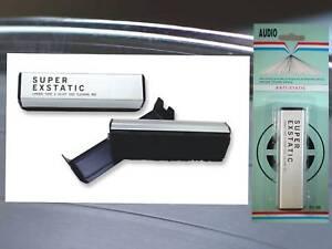 LP-Carbon-Fiber-Vinyl-Record-Cleaner-Anti-Static-Velvet-Brush-Triple-Bristle