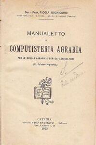 MANUALETTO-DI-COMPUTISTERIA-AGRARIA-per-le-scuole-Nicola-Bochicchio-1913-Catania