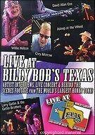 Various Artists - Live St Billy Bob's Texas (dvd, 2004)