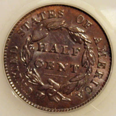 Click now to see the BUY IT NOW Price! 1828 HALF CENT C 2 12 STARS BEAUTIFUL