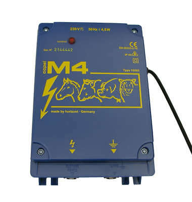 Electric Fence / Electric Fencing Mains Energiser M4