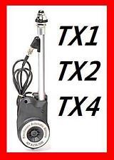LTI TX1 TX2 TX4 LONDON BLACK CAB ELECTRIC AERIAL CHROME