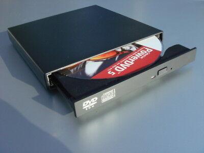 External Usb Cd-rw/dvd Drive Netbook Laptop Computer Hp Dell Samsung Ibm Sony