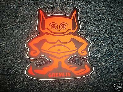 American Motors Amc Gremlin Man Logo Decal 6
