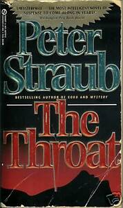 The Throat (Blue Rose, Book 3), Straub, Peter