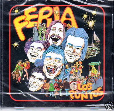 Los Puntos Feria Brand Sealed (import Cd)