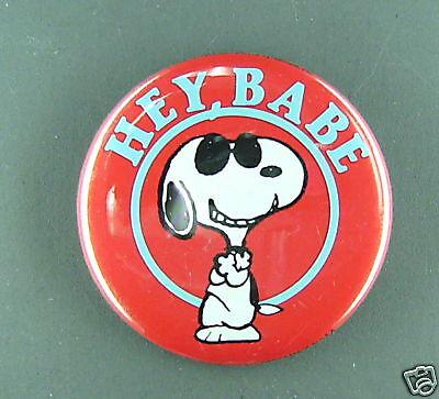 Snoopy-Hey-Babe-pin-peanuts