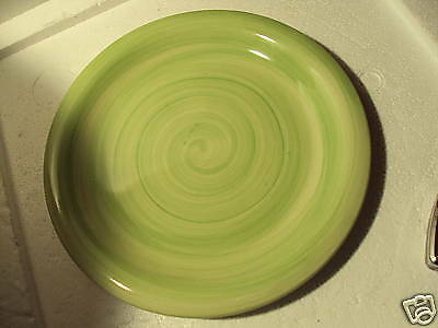 4 studio 33 multicolor salad dessert plate in 4 colors ebay