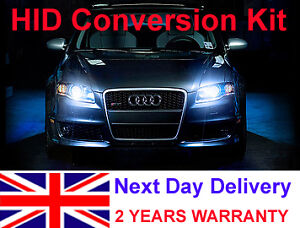 BMW-E90-E91-3-SERIES-05-11-HID-Xenon-Conversion-Kit-CANBUS-FREE-100-Work-U-K