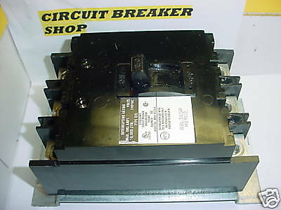 150 Amp Sq-d Three Pole Main Circuit Breaker Q2l3150
