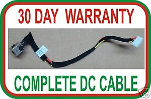 HP-G7000-A900-COMPAQ-PRESARIO-DC-JACK-CABLE-Warranty