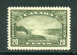 Canada SC#225 F-VF Mint Hinged CV 20.00/
