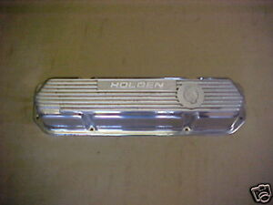 HOLDEN 253/308 ALLOY ROCKER COVERS - POLISHED  (KC208P)
