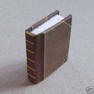 Dollshouse-Miniature-Book-King-Richard-III