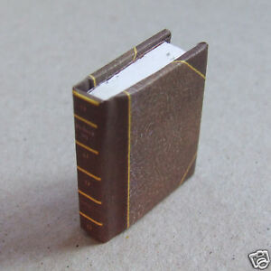 Dollshouse-Miniature-Book-King-Richard-III