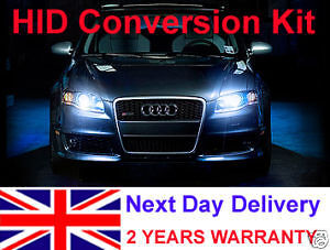 XENON HID CONVERSION KIT H1 H3 H7 H8 H9 H11 HB3 9005 HB4 9006