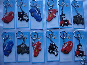 12 Keyrings for Children039s party Loot Fillers bags Disney Cars - london, London, United Kingdom - 12 Keyrings for Children039s party Loot Fillers bags Disney Cars - london, London, United Kingdom