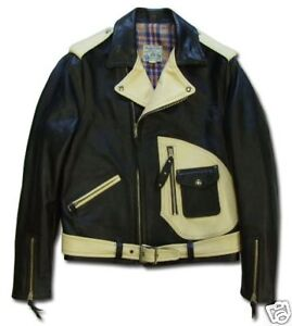 BECK-HORSEHIDE-LEATHER-MOTORCYCLE-JACKET-by-TOYS-McCOY