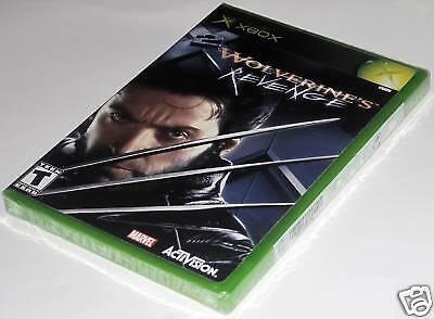 X2: Wolverine's Revenge (xbox) ...brand