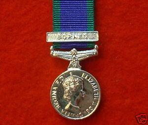 Quality-Borneo-General-Service-Miniature-Medal-GSM-CSM