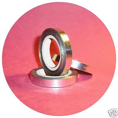 New 50 Roll Sensing Foil Tape /  Reel To Reel     8 Track Auto Reverse