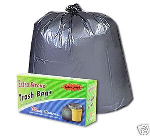 112-26-Galllon-Black-Household-Trash-Bag-Liner-Household-Use-Waste-Garbage-Bags