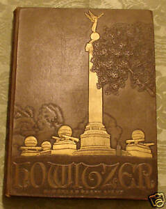 1948 U.S. MILITARY ACADEMY YEARBOOK HOWITZER WEST POINT