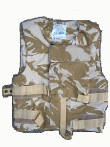 Army-Surplus-Desert-Flak-Vest-Cover-Size-LARGE