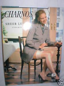 Charnos-Sheer-Lustre-Stockings-Black-Small-10-Denier
