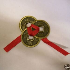 New Chinese Lucky Coins/ Wealth Coins Feng Shui Wealth Chinese New Year