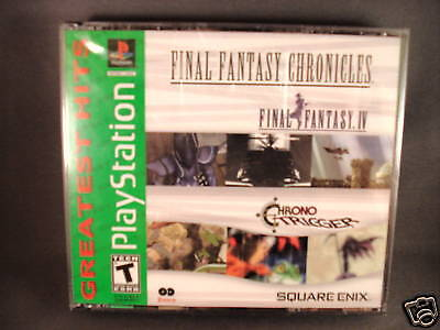 Playstation Final Fantasy Chronicles