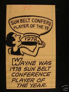 1980-81-Topps-Basketball-Original-Art-95-Wayne-Cooper